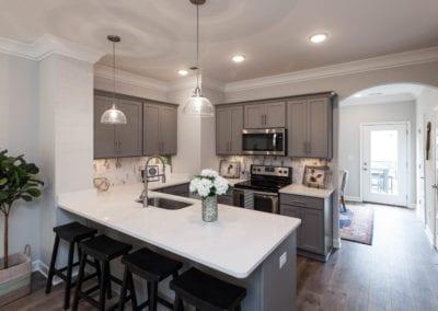 The Annapolis- Kitchen