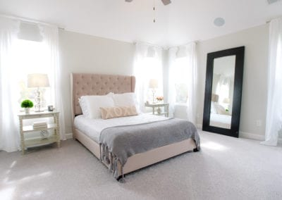 The Emery- Master Bedroom